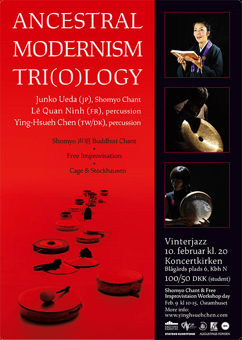 Ancestral Modernism Triology Denmark