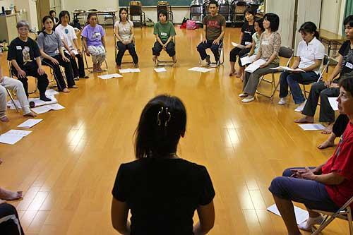 Shomyo Workshop